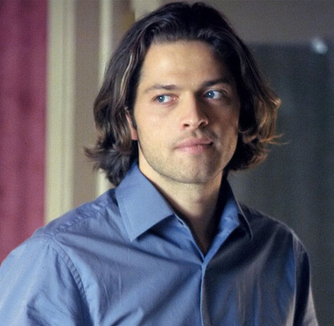 Can We Take A Moment To Admire His Hair Misha Collins Is Our Queen